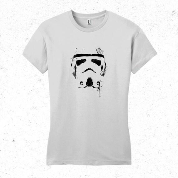 Star Wars Stormtrooper Women's tshirt