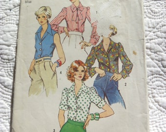 Retro 1973 SIMPLICITY Sewing Pattern 6161