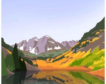 Colorado Illustration