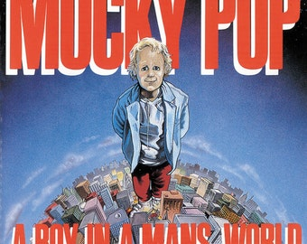 "Mucky Pup CD - ""A Boy in a Man's World"""