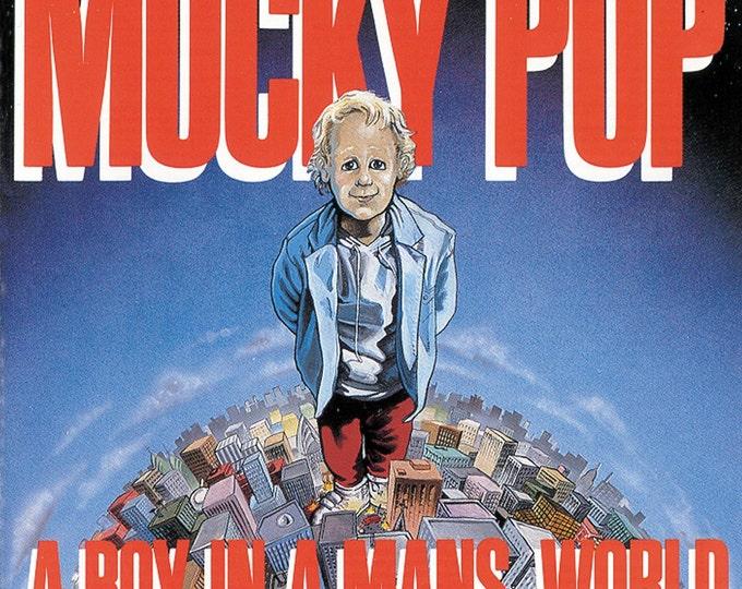 """Mucky Pup CD - """"A Boy in a Man's World"""""""