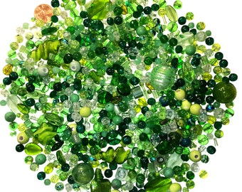 Foliage Collection - 1 lb loose beads