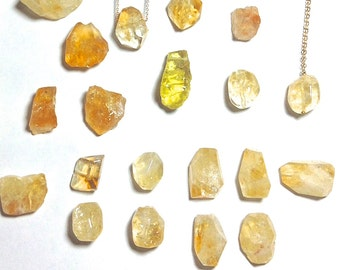 Citrine . joy & energy . Nov Birthstone
