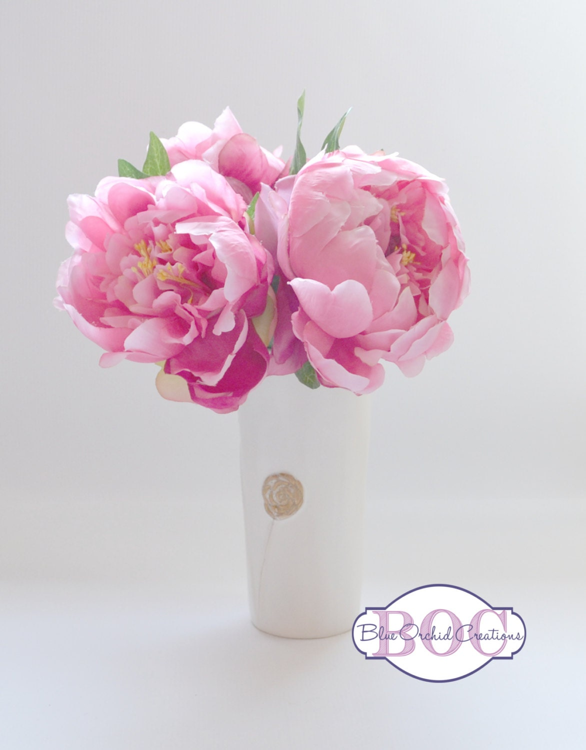 White peony bouquet wedding bouquet small bouquet small pink peony bouquet pink wedding flowers wedding flowers wedding bouquet small bouquet dhlflorist Images