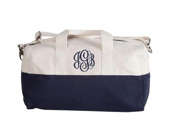 Duffle Bag - Small Navy Duffle