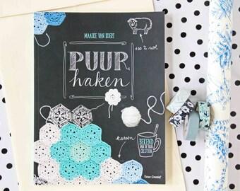 Puur Haken crochet book