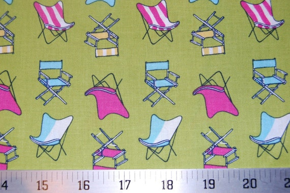 Items similar to dear stella garden party fabric lawn for Garden party fabric by blackbird designs