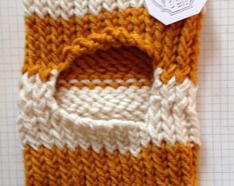 Butter-Scotch: Handmade Small Pet Sweater