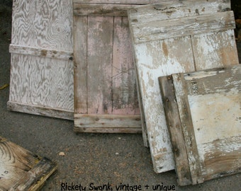 Items Similar To Rustic Old Wall Plank Decor On Etsy