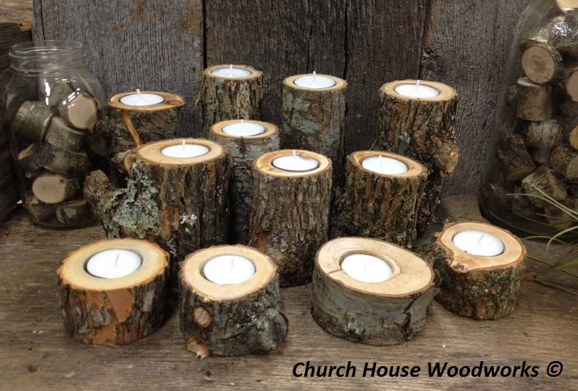 Custom wedding accessories irregular tree branch