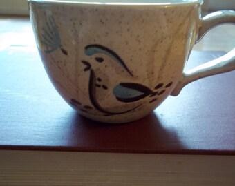 Vintage Redwing Bob White Mugs
