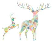 woodland nursery decor,baby girl,baby boy nursery,nursery art,nursery decor,deer print,nursery wall decor,baby room decor,woodland print,art