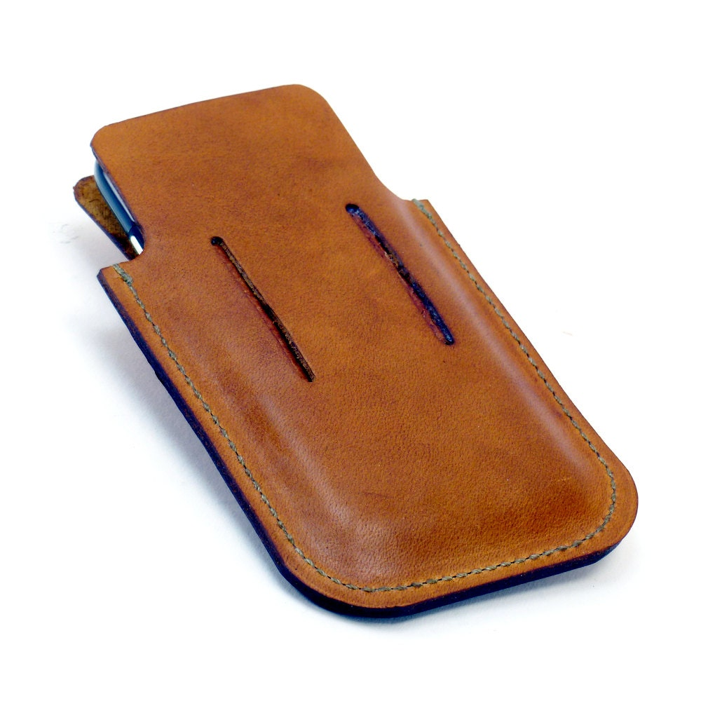 leather iphone 6 saddle belt holster with by