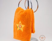 "Sailor Moon ""Sailor Venus"" Inspired - Embroidered Hand Towel"