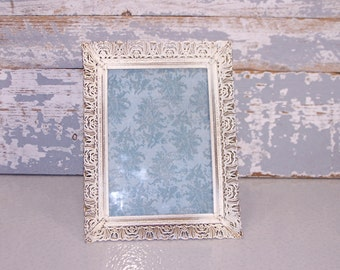how to cut metal picture frame