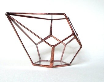 Stained Glass Pointed Dodecahedron