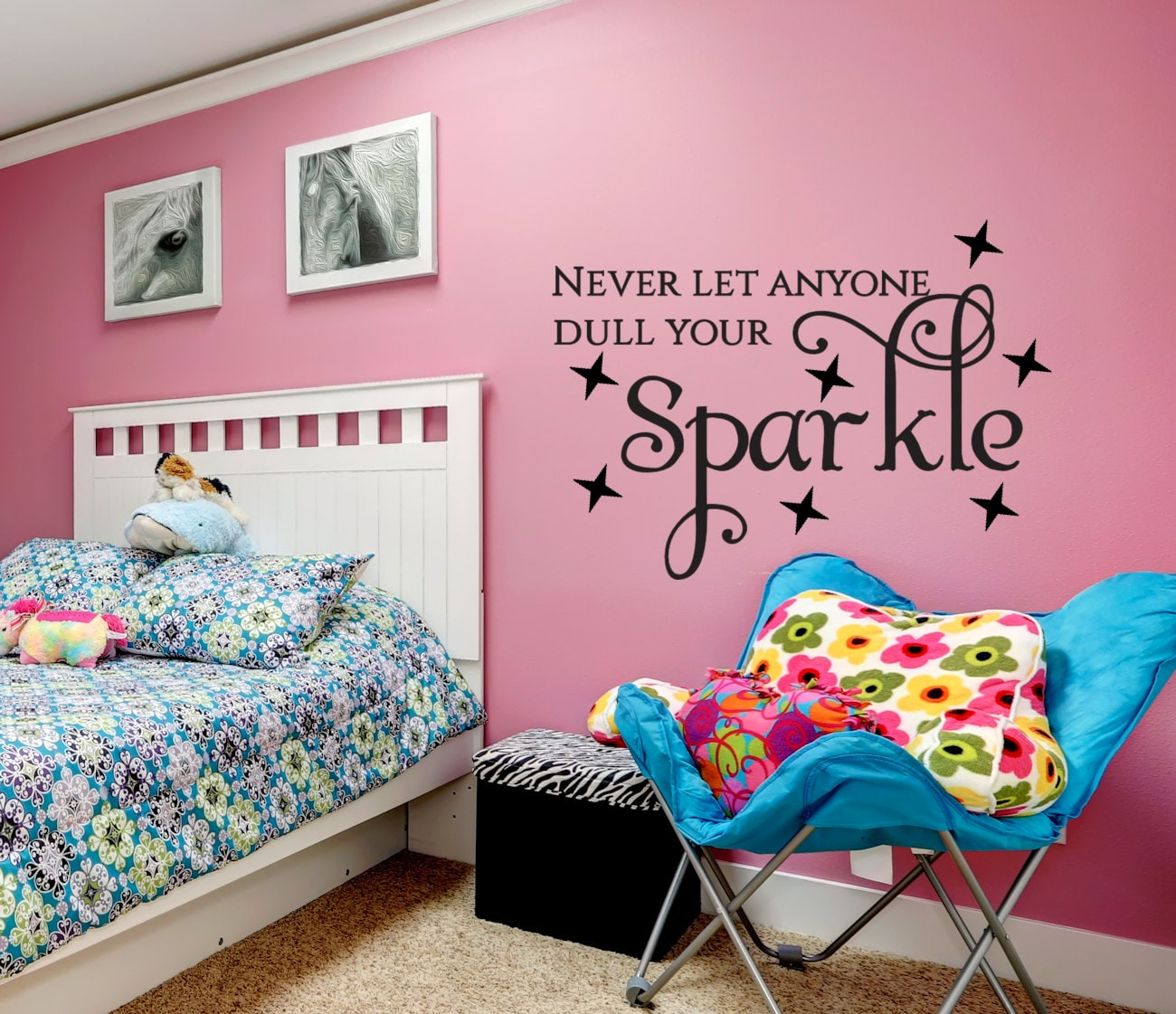 Unique home decor inspirational quotes wall decal home for Home decorations quotes