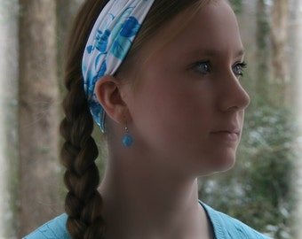 Fabric Twist Headband for women and girls from Keepers at Home