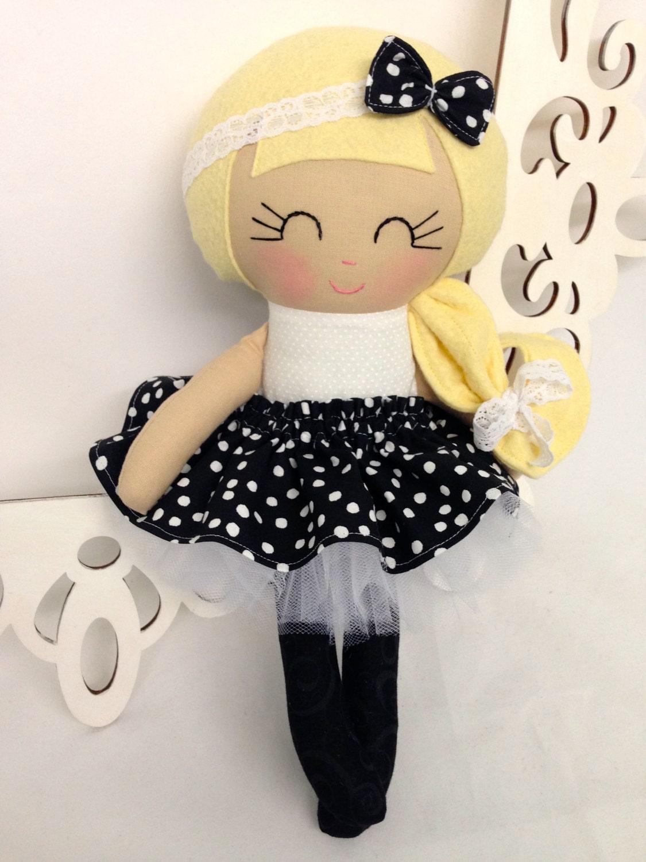 Rag Dolls Handmade Doll Fabric Doll Cloth Doll Girl Gift