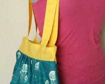 Cute Jellyfish Tote Bag