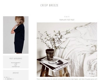 Items similar to blogger template i love owls free for Premade columns