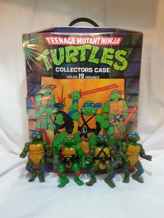 Where Can I Find Ninja Turtle Toys : Teenage mutant ninja turtles tmnt vintage action figure