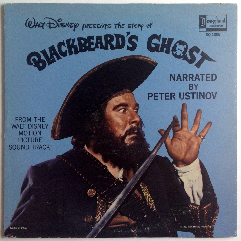The Story Of Blackbeard S Ghost Lp Vinyl Record Album