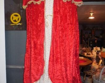 Costume Dress and Cape