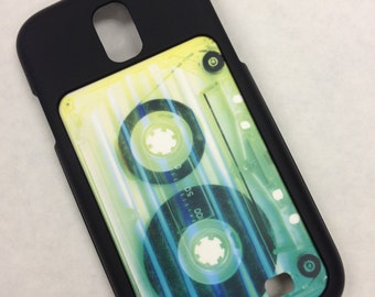Custom Samsung S4 Phone case with Interchangeable Plates