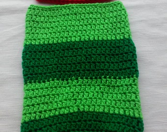 Crochet caterpillar cocoon set, newborn photo prop, crochet hungry caterpillar photo prop, newborn photography prop, baby caterpillar cocoon