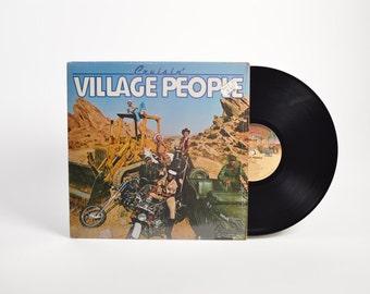 """VILLAGE PEOPLE - """"Cruisin"""" vinyl record"""