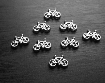 Bicycle Floating Charm for Floating Lockets-Gift Idea