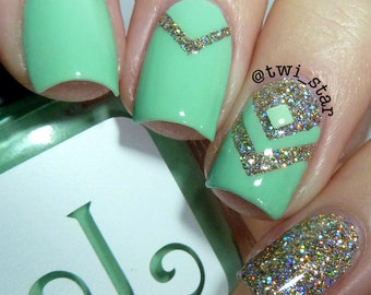 Bells of Ireland by Lucky Lacquer, 5-Toxin Free Nail Polish