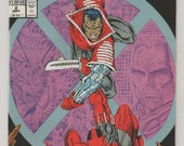 Reserved for Dennis: X-Force; Vol 1, 2 Copper Age Comic Book.  VF/NM.  September 1991.  Marvel Comics