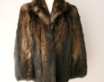 Ombred - Fur Jacket - Timeless