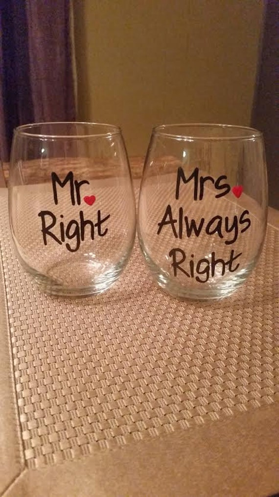 Mrs Always Right Collection Review: Mr. Right Mrs. Always Right Hand-painted By