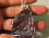 Merlin Purple Andara Crystal