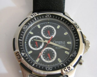 CARAVELLE by BULOVA Chronograph men's watch Watch