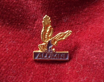 Vintage Alumni Pin