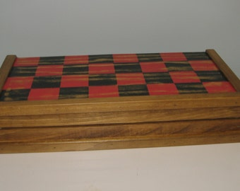 Folding Checker Board