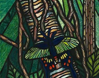 Sunbeam Butterfly