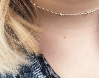 Delicate Chain Necklace/Choker