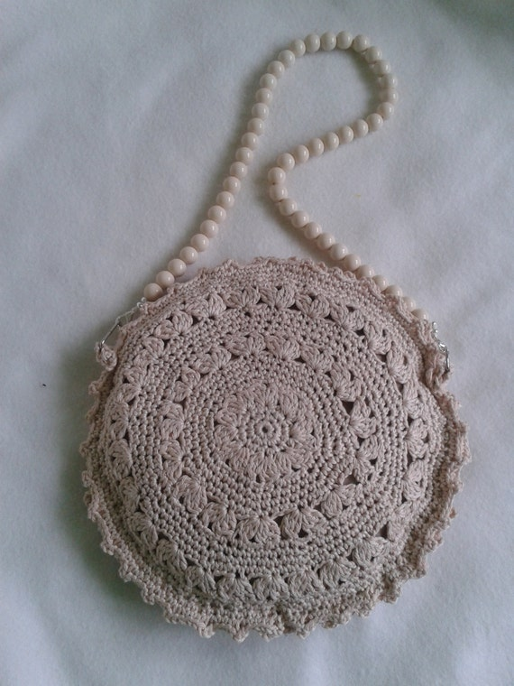 Handmade Crochet Handbags : Handmade crochet handbag, crochet purse, shoulder bag, Women handbag ...