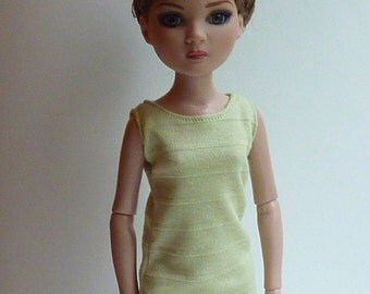 Green Mini Dress for Ellowyne Wilde