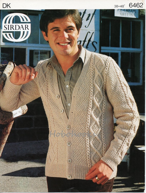 Mens Aran Knitting Patterns Free images