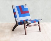 Picasso Style Handwoven hammock Lounge Chair by Masaya & Co. CLEARANCE SALE!!!
