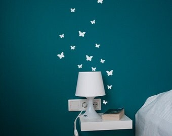 Butterfly wall decal 104 stickers.