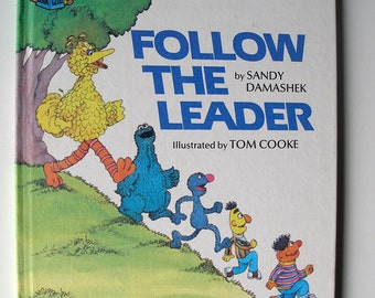 Sesame Street Follow the Leader 1981