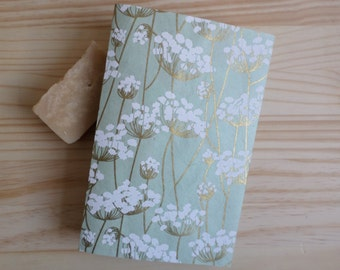 Queen Anne's Lace - Personalized Address Book