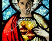 <b>David Tennent</b> sanctifia écrivains prière bougie - il_214x170.712957798_1nzs
